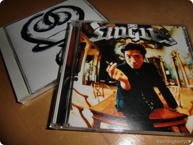 Fujii Fumiya Singles collection & Stadard CDs
