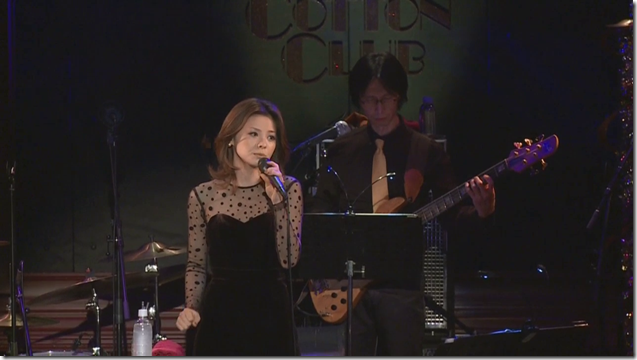 Matsuura Aya in Luxury Christmas Night 2013 at COTTON CLUB  (29)