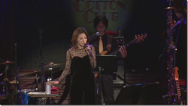Matsuura Aya in Luxury Christmas Night 2013 at COTTON CLUB  (30)