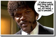 Samuel Jackson says...