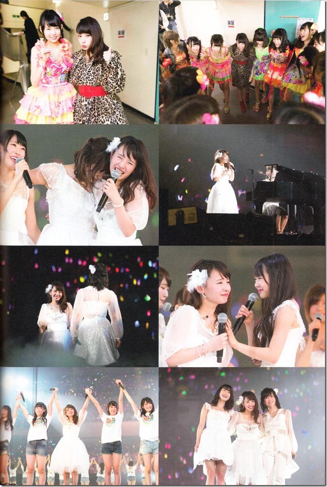 Yamada Nana sotsugyou memorial photo book 4 3=7 shashinshuu (131)
