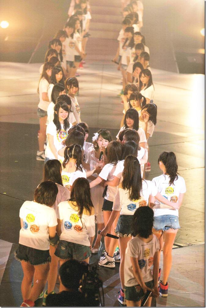 Yamada Nana sotsugyou memorial photo book 4 3=7 shashinshuu (132)