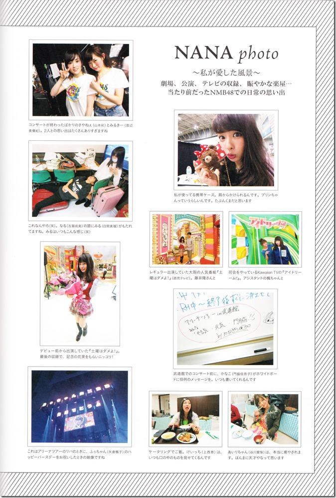 Yamada Nana sotsugyou memorial photo book 4 3=7 shashinshuu (137)