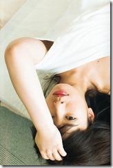 Yamada Nana sotsugyou memorial photo book 4 3=7 shashinshuu (17)