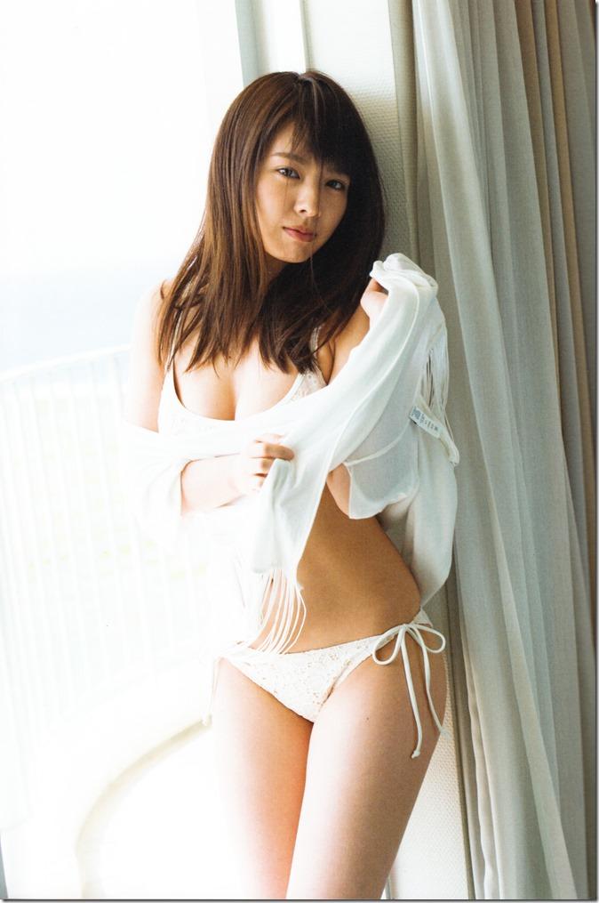 Yamada Nana sotsugyou memorial photo book 4 3=7 shashinshuu (22)