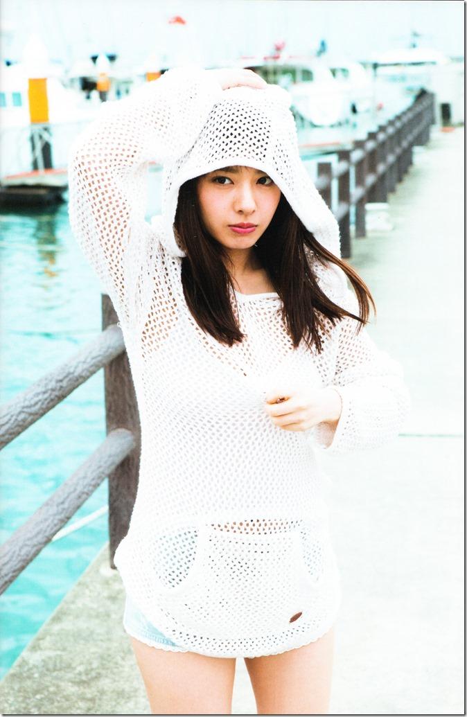 Yamada Nana sotsugyou memorial photo book 4 3=7 shashinshuu (33)