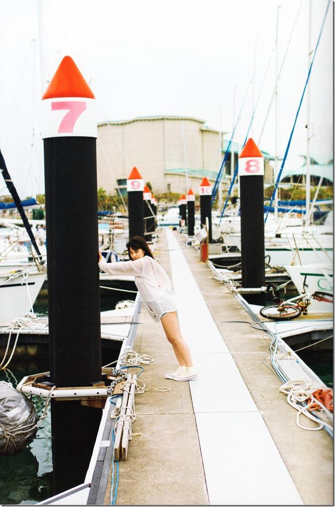 Yamada Nana sotsugyou memorial photo book 4 3=7 shashinshuu (34)