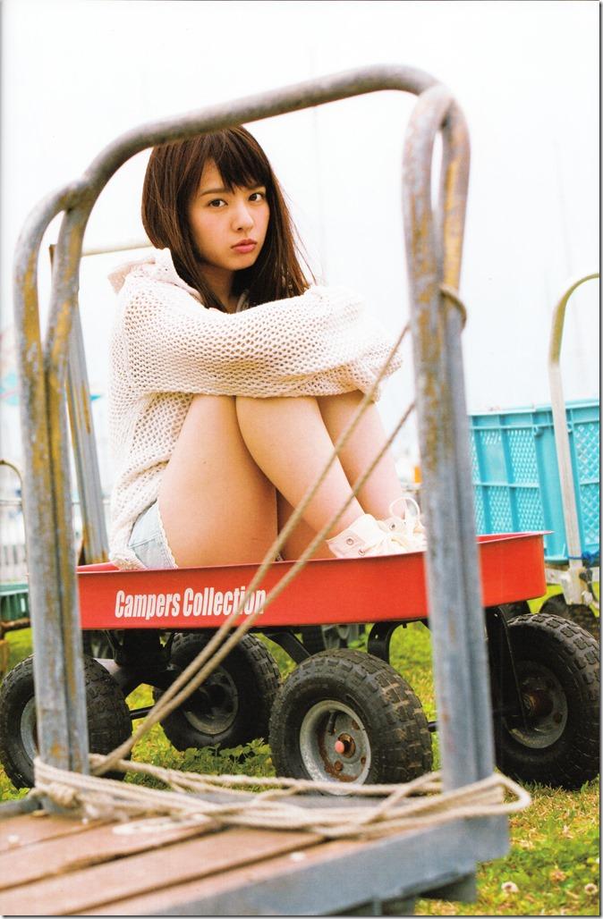 Yamada Nana sotsugyou memorial photo book 4 3=7 shashinshuu (35)