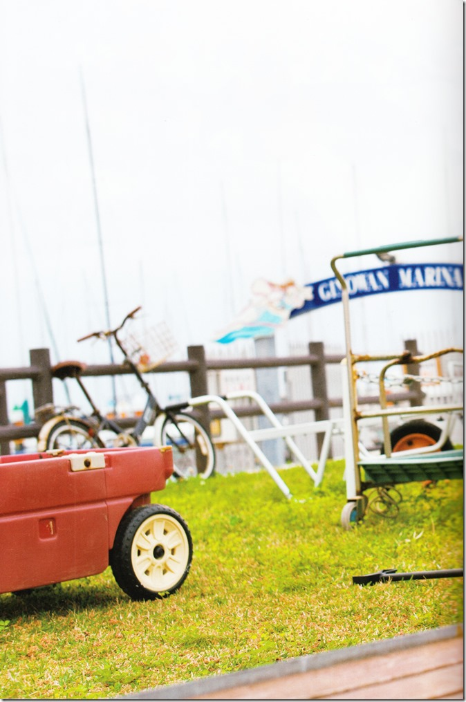 Yamada Nana sotsugyou memorial photo book 4 3=7 shashinshuu (36)