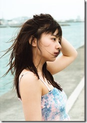 Yamada Nana sotsugyou memorial photo book 4 3=7 shashinshuu (3)