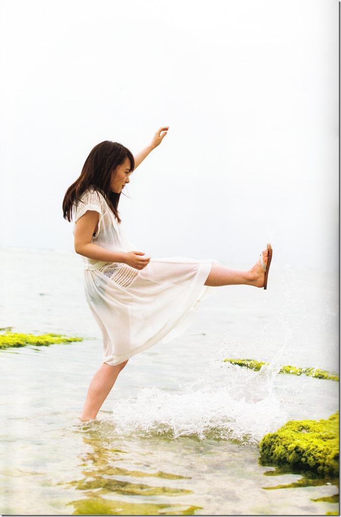 Yamada Nana sotsugyou memorial photo book 4 3=7 shashinshuu (40)