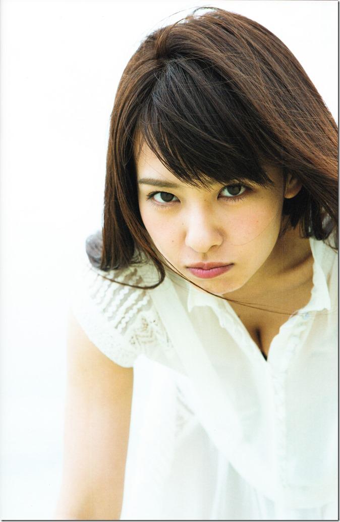 Yamada Nana sotsugyou memorial photo book 4 3=7 shashinshuu (41)