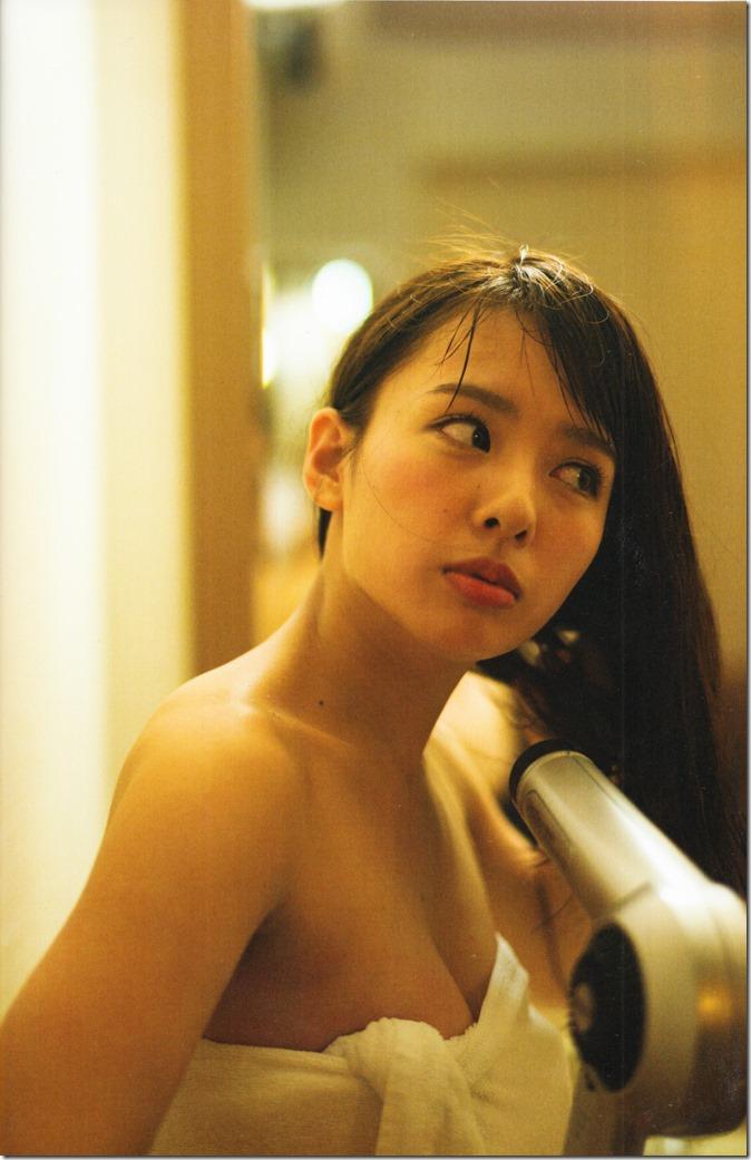 Yamada Nana sotsugyou memorial photo book 4 3=7 shashinshuu (55)