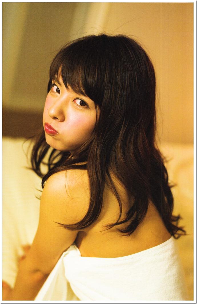Yamada Nana sotsugyou memorial photo book 4 3=7 shashinshuu (59)