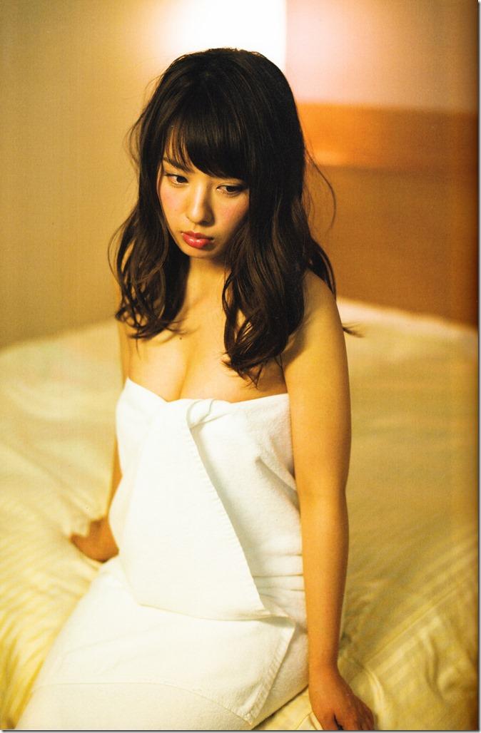 Yamada Nana sotsugyou memorial photo book 4 3=7 shashinshuu (60)