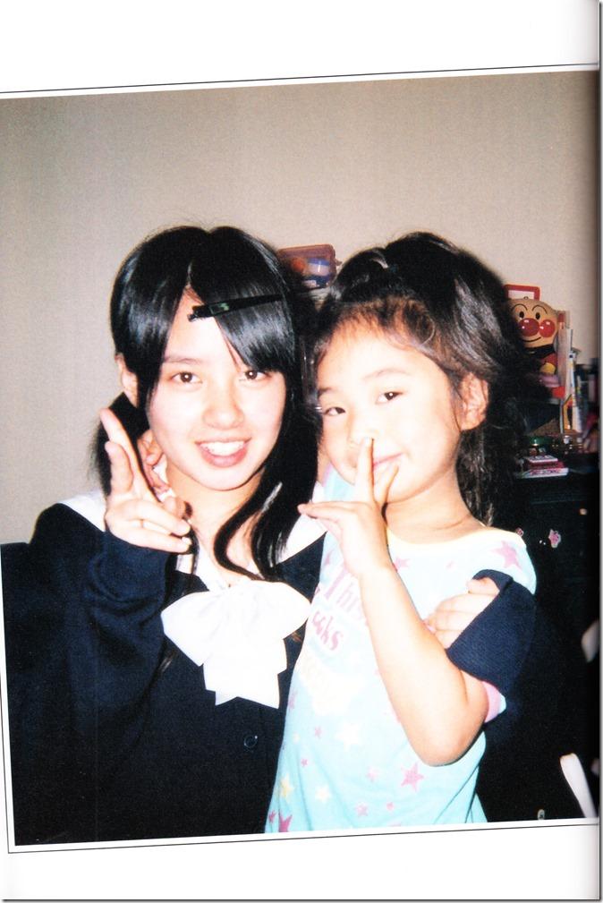 Yamada Nana sotsugyou memorial photo book 4 3=7 shashinshuu (70)