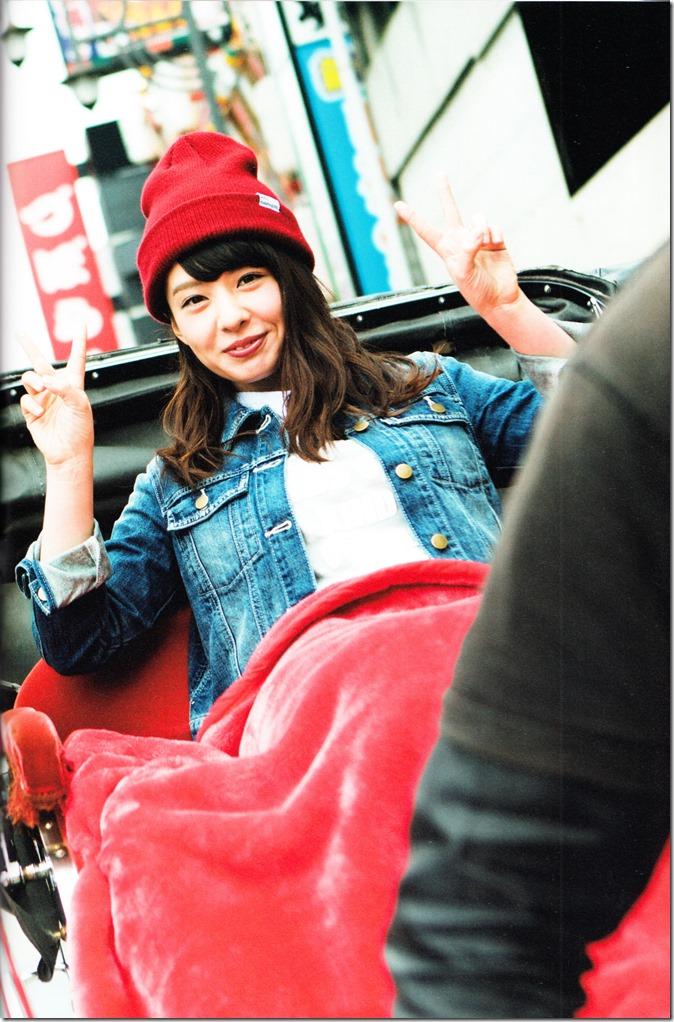 Yamada Nana sotsugyou memorial photo book 4 3=7 shashinshuu (93)