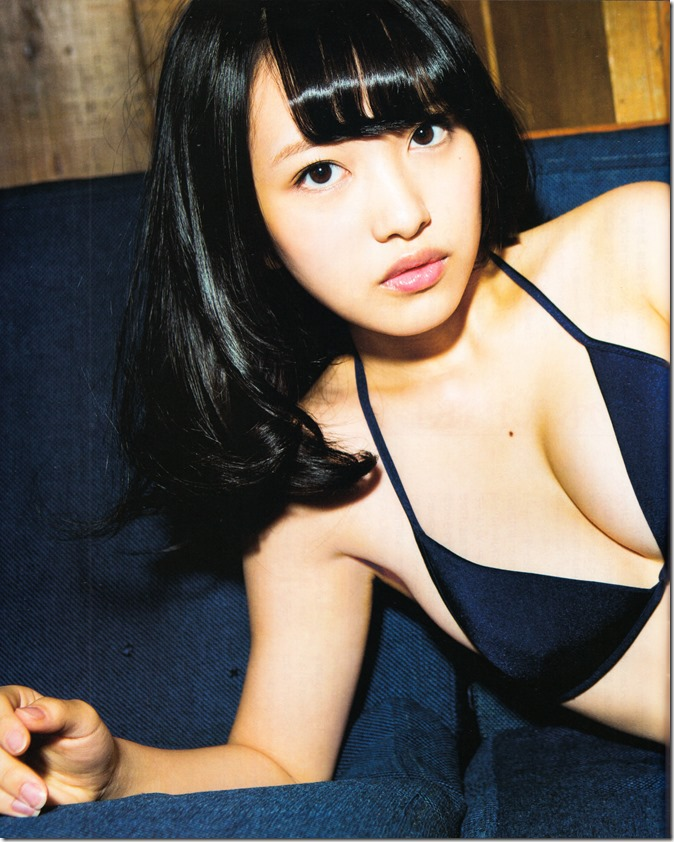 BUBKA July 2015 issue featuring covergirl Miyawaki Sakura (18)