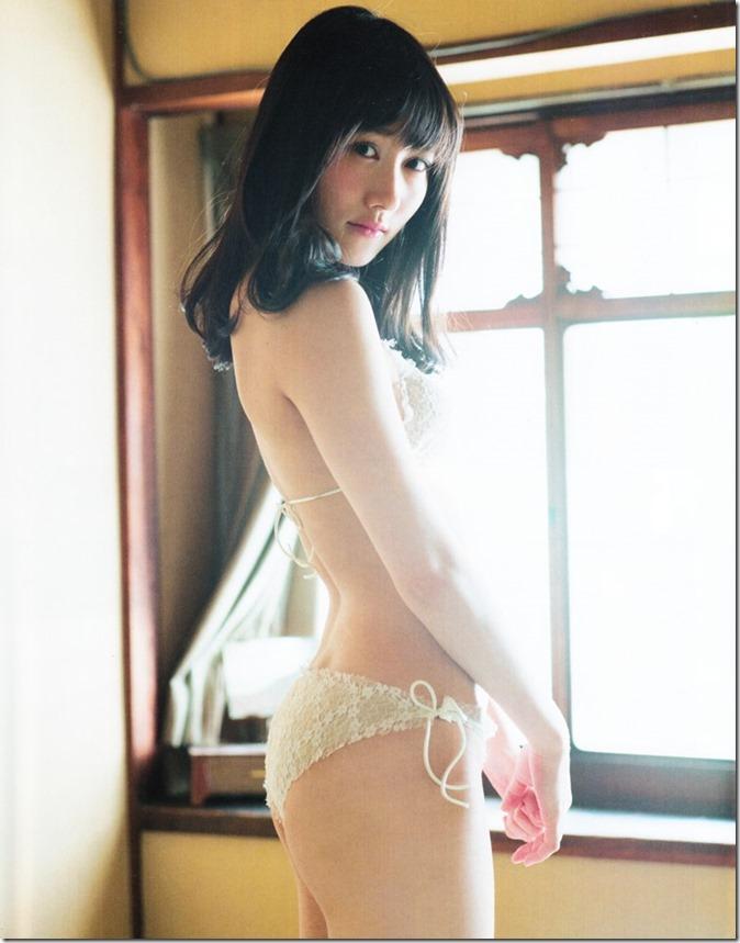 BUBKA July 2015 issue featuring covergirl Miyawaki Sakura (27)