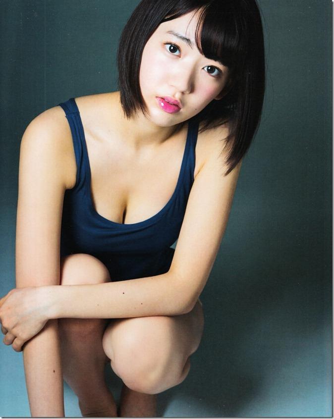 BUBKA July 2015 issue featuring covergirl Miyawaki Sakura (4)