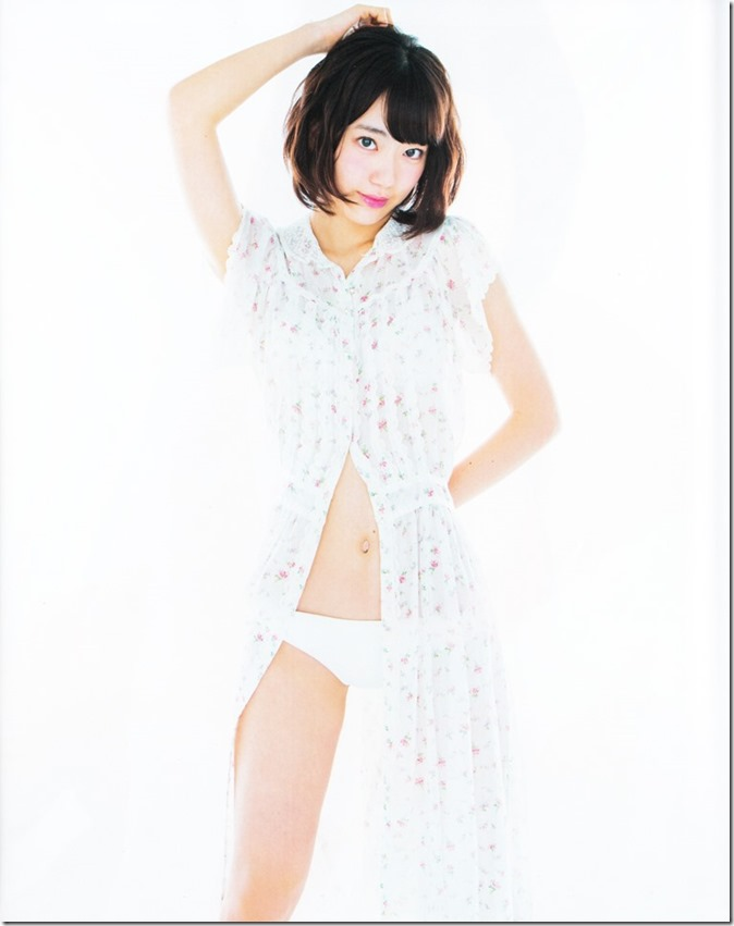 BUBKA July 2015 issue featuring covergirl Miyawaki Sakura (7)