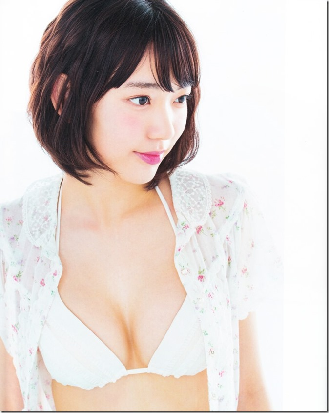 BUBKA July 2015 issue featuring covergirl Miyawaki Sakura (8)