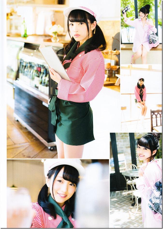 ENTAME August 2015 issue featuring Covergirl Miyawaki Sakura (14)