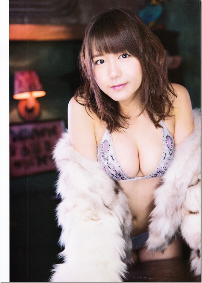 ENTAME August 2015 issue featuring Covergirl Miyawaki Sakura (50)