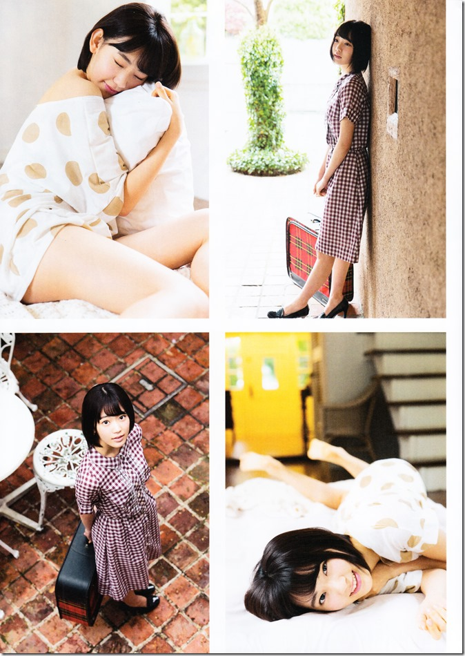 ENTAME August 2015 issue featuring Covergirl Miyawaki Sakura (6)
