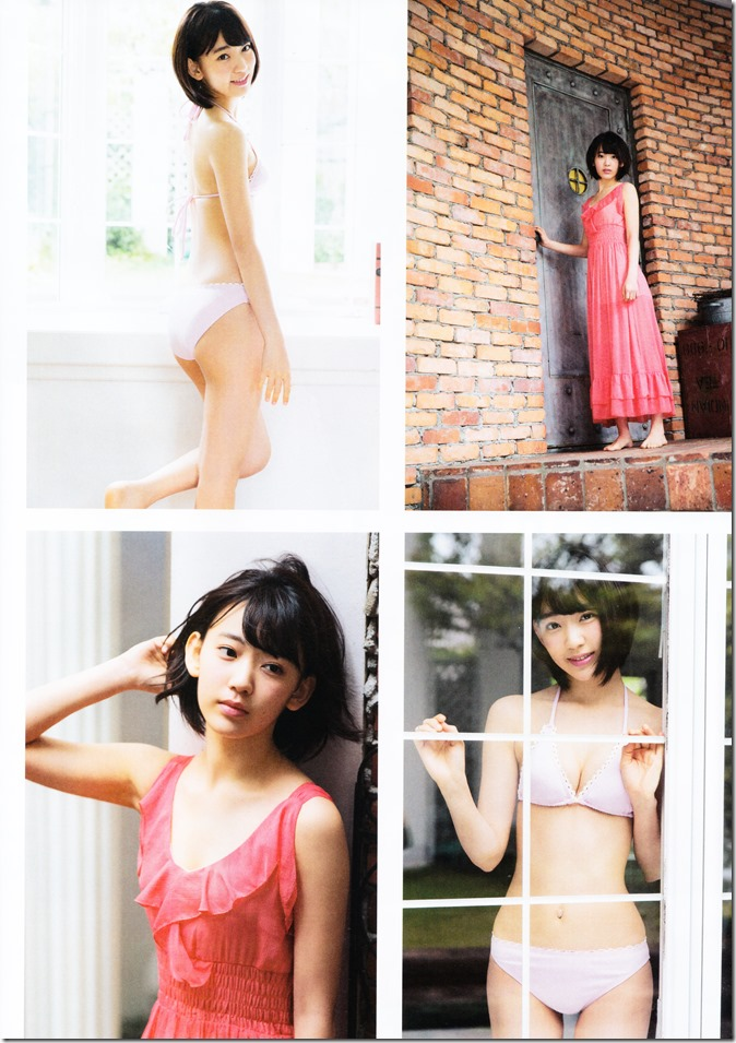 ENTAME August 2015 issue featuring Covergirl Miyawaki Sakura (9)