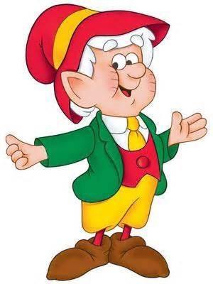 Keebler Elf..