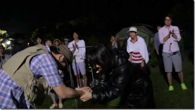 Ohara Sakurako in mv making.. (54)