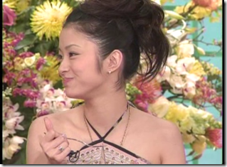 Ueto Aya on Smap Bistro.. (19)