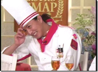 Ueto Aya on Smap Bistro.. (42)