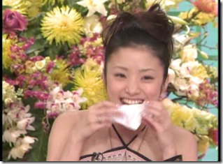 Ueto Aya on Smap Bistro.. (45)