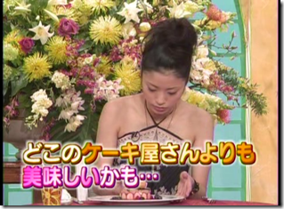 Ueto Aya on Smap Bistro.. (52)