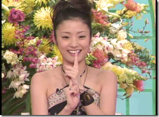 Ueto Aya on Smap Bistro.. (53)