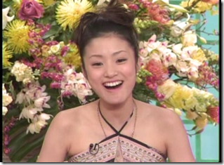 Ueto Aya on Smap Bistro.. (55)