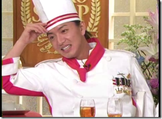 Ueto Aya on Smap Bistro.. (58)