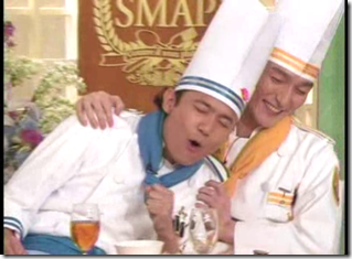 Ueto Aya on Smap Bistro.. (63)
