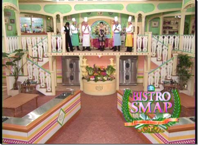 Ueto Aya on Smap Bistro.. (77)
