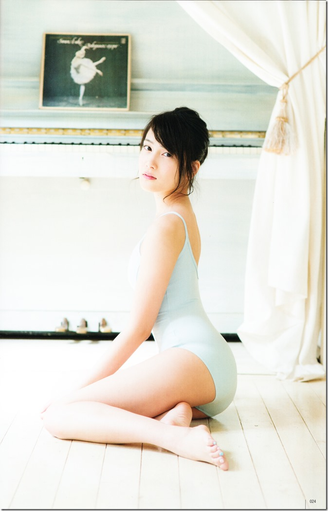 UTB Vol.230 June 2015 issue featuring Covergirl Miyawaki Sakura (24)