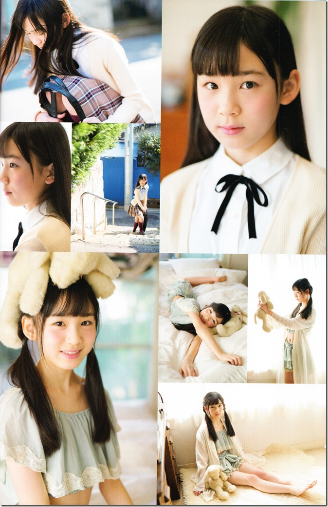 UTB Vol.230 June 2015 issue featuring Covergirl Miyawaki Sakura (36)
