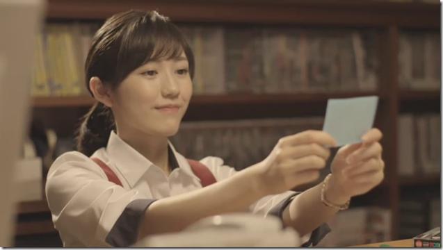 Watanabe Mayu in Deai no tsuzuki Drama Tatakau! Shoten Girl special version.. (18)