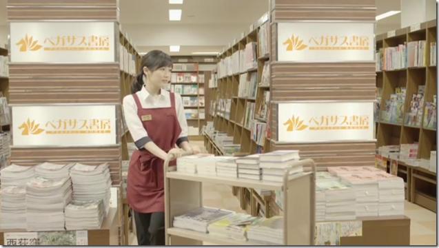 Watanabe Mayu in Deai no tsuzuki Drama Tatakau! Shoten Girl special version.. (25)