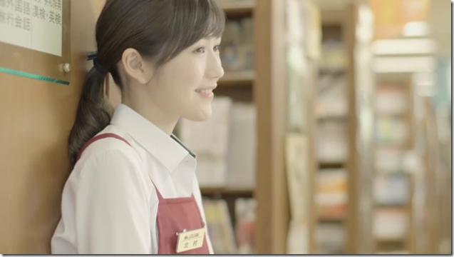 Watanabe Mayu in Deai no tsuzuki Drama Tatakau! Shoten Girl special version.. (8)