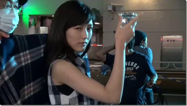 Watanabe Mayu in Deai no tsuzuki making.. (27)