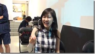 Watanabe Mayu in Deai no tsuzuki making.. (30)