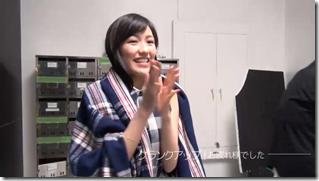 Watanabe Mayu in Deai no tsuzuki making.. (32)
