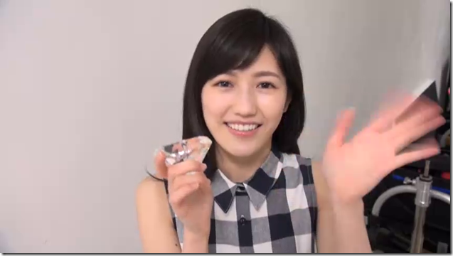 Watanabe Mayu in Deai no tsuzuki making.. (38)